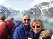Approaching Lamplugh Glacier