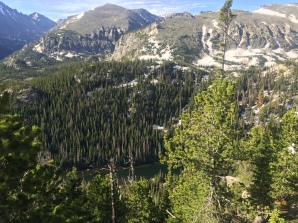 Dream Lake Viewpoint